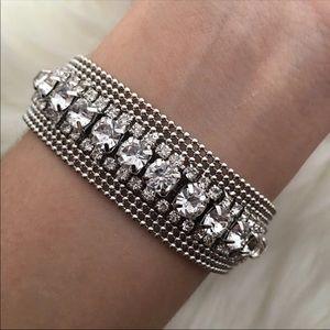 Jewelry - Rhinestone Beaded Bracelet